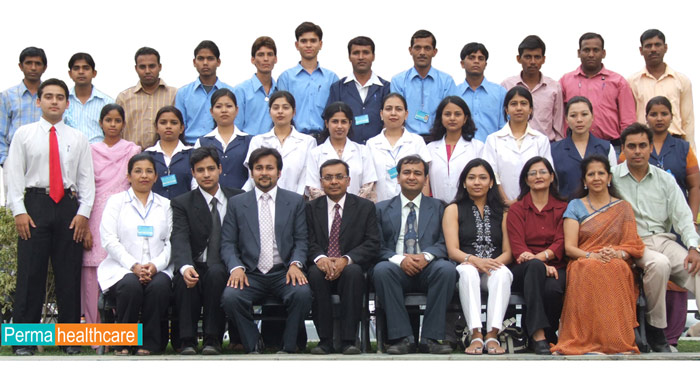 Perma Healthcare is a premier Nutrition & Wellness company in India